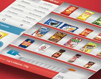 SuperDuperMarket App - 2012