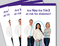 Early Diabetes Detection Patient Brochure