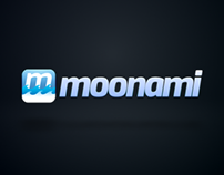 Logo Animation : MoonAmi