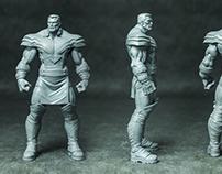 Phoenix Colossus 3D Print