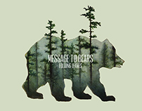 Album Cover: Message to Bears