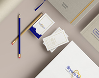 Logo & stationary design for consulting group