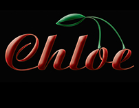 Logo - Pop Artist Chloe Pappas