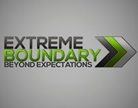 Extreme Boundary Advertising Logo