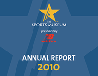 Boston Sports Museum Annual Report