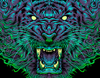TIGER FACE - VORACITY