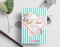 Tea with Lady Velvet invitations