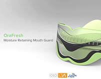 OraFresh- Moisture Retaining Mouth Guard