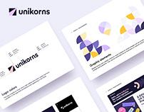 Unikorns Brand Identity