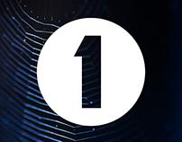 Rebranding for BBC Radio 1