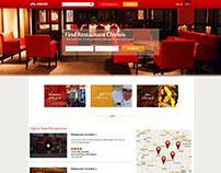 home page resto