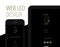 Web Restaurante LEO