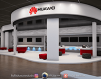 Concept Visualisation for Huawei Expo