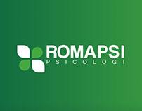 RomaPsicologi / Brand Identity
