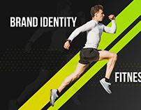 Brand Identity - Fitness Studio