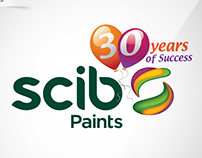 Scib Paints Greetings