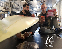 Lost Coast Surf Tech -  3D Printed Flexible Surf Fin