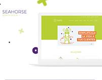 Seahorse | Web & Mobile Design