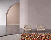 Naziri Carpets - Product Visualization Set Design