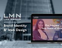 Law Firm Brand Identity & Web Design
