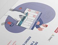 Разработка дизайна пособия для социальных работников