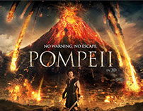 Pompeii - Matte Paintings