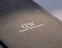 Daniel Wellington Indonesia Visual Identity