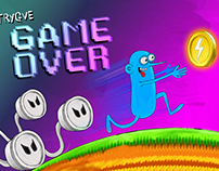 DLE: Game Over