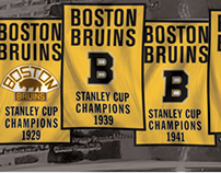 Boston Bruins Souvenir Cup