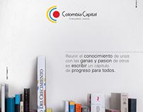 Colombia Capital. Experincia aplicada a sus inversiones