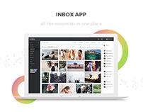 Personal organizer app