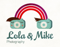 Lola and Mike Brand Identity