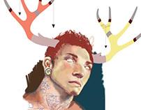 Reindeer Man