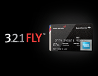 "Asiana Amex Card TVCF - ""321 FLY"""