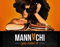 MANNACHI - Branding