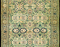 Inspirational Artworks Of The Persian Rugs