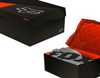 Fox Footwear Packaging