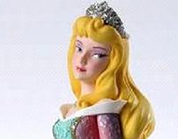 "Disney - Enesco ""Couture de Force"" Princess Collection"
