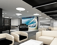 BMW 7 SHOWROOM PROPOSAL