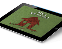 Mira las casas. iPad App