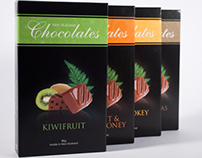 Royal Kiwi Chocolates Redesign