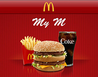 McDonald's - Mobile In-Store Savings App