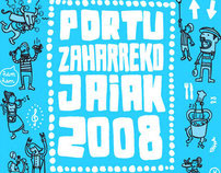 Portu Zaharreko Jaiak