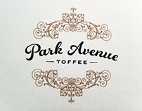 Park Avenue Toffee