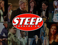 Steep Theatre Company - Branding and Ongoing Promotion