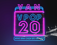 Packaging YAN VPOP 20