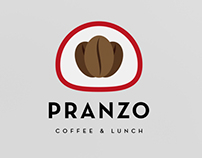 Pranzo - Coffee & Lunch (Branding)