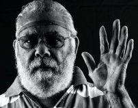 ALNF Hands Across the Nation - Hands Up Portraits