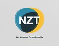NZT - Nationaal Zorgtraineeship (Branding)