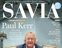 SAVIA// revista rediseño